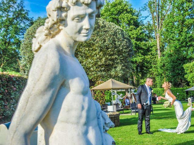Il matrimonio di Erino e Laura a Monza, Monza e Brianza 60