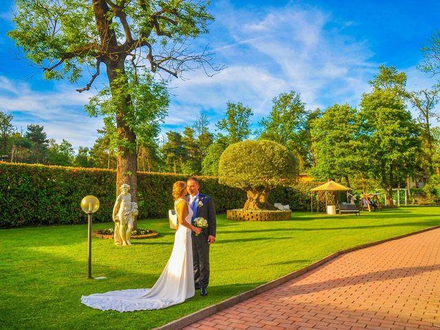 Il matrimonio di Erino e Laura a Monza, Monza e Brianza 62
