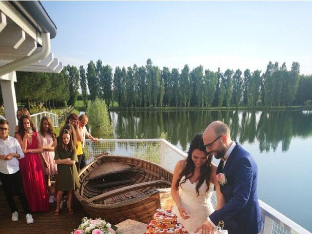 Il matrimonio di Damiano  e Elisa a Bolzano Vicentino, Vicenza 1