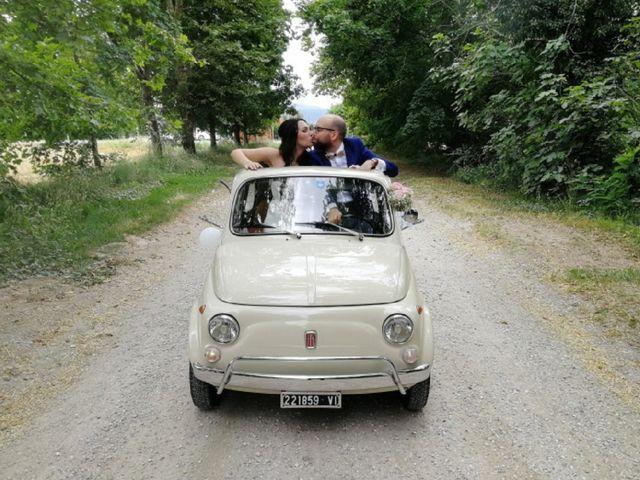 Il matrimonio di Damiano  e Elisa a Bolzano Vicentino, Vicenza 2