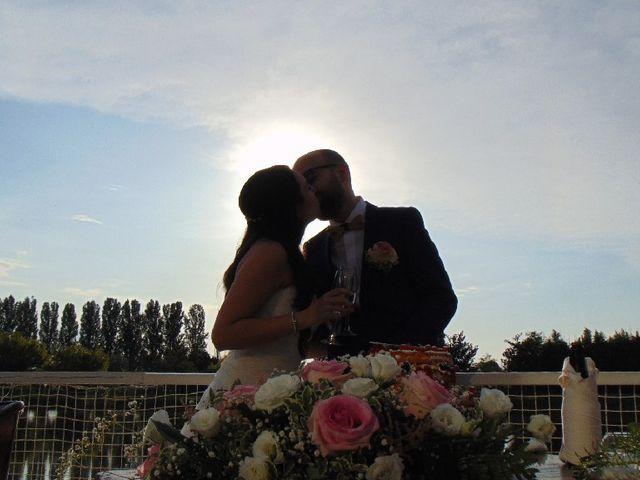 Il matrimonio di Damiano  e Elisa a Bolzano Vicentino, Vicenza 5