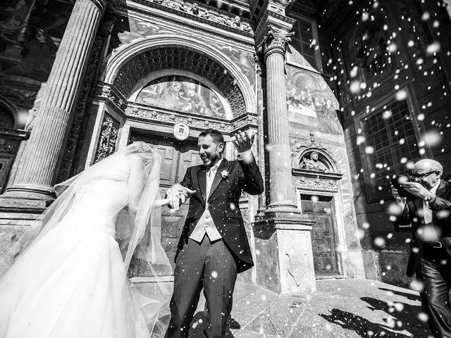 Il matrimonio di Enrico e Federica a Aosta, Aosta 13