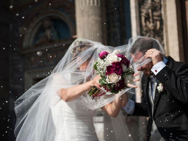 Il matrimonio di Enrico e Federica a Aosta, Aosta 14