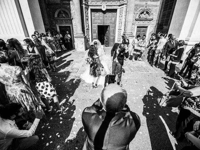 Il matrimonio di Enrico e Federica a Aosta, Aosta 17