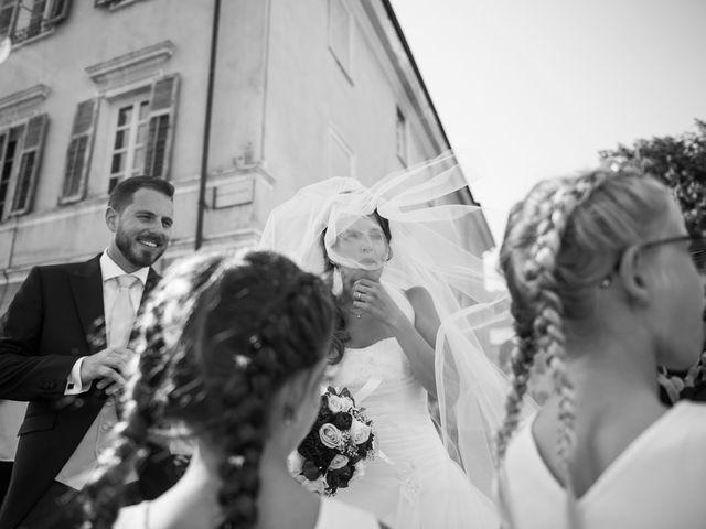 Il matrimonio di Enrico e Federica a Aosta, Aosta 19