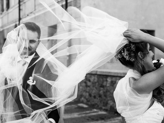 Il matrimonio di Enrico e Federica a Aosta, Aosta 21