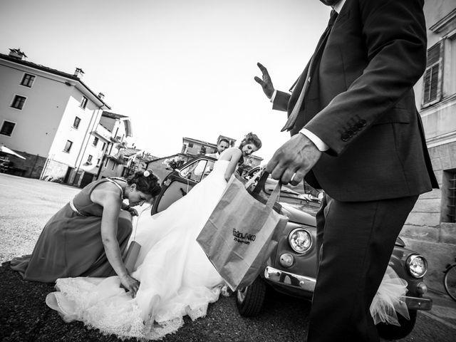 Il matrimonio di Enrico e Federica a Aosta, Aosta 25
