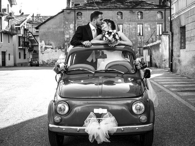 Il matrimonio di Enrico e Federica a Aosta, Aosta 27