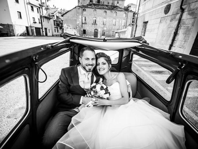 Il matrimonio di Enrico e Federica a Aosta, Aosta 29