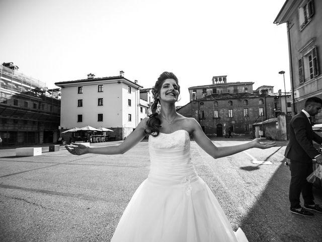 Il matrimonio di Enrico e Federica a Aosta, Aosta 30