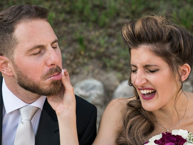 Il matrimonio di Enrico e Federica a Aosta, Aosta 37