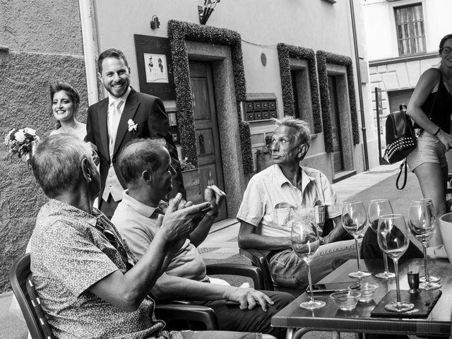 Il matrimonio di Enrico e Federica a Aosta, Aosta 38