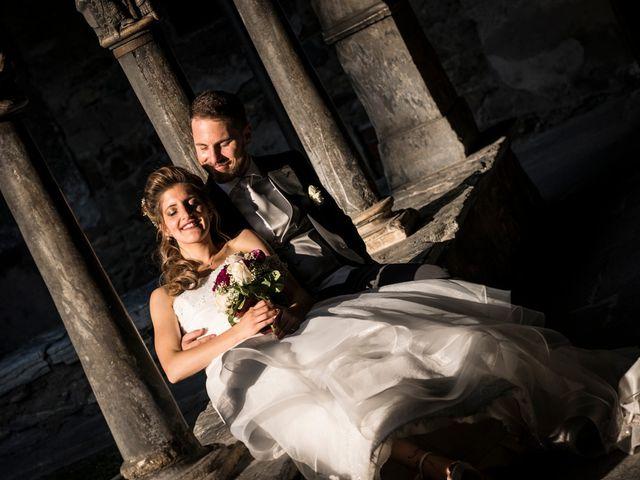 Il matrimonio di Enrico e Federica a Aosta, Aosta 41