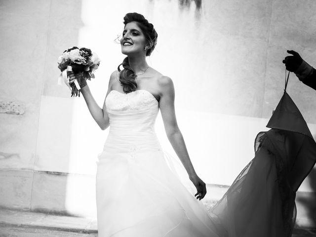Il matrimonio di Enrico e Federica a Aosta, Aosta 42
