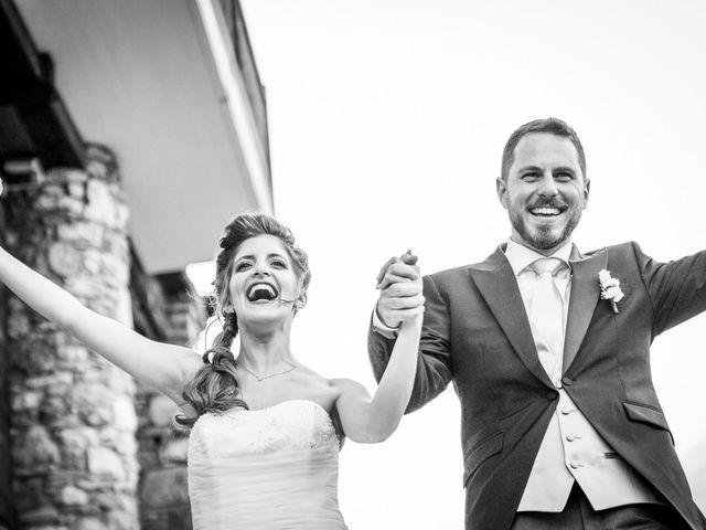 Il matrimonio di Enrico e Federica a Aosta, Aosta 43