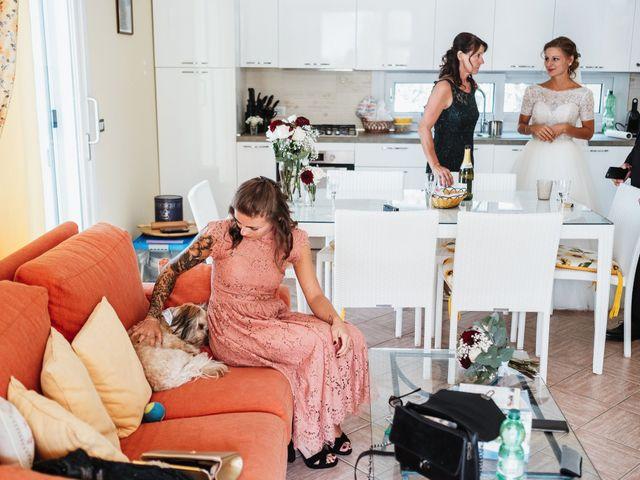 Il matrimonio di Dennis e Angelina a Albarella, Rovigo 5