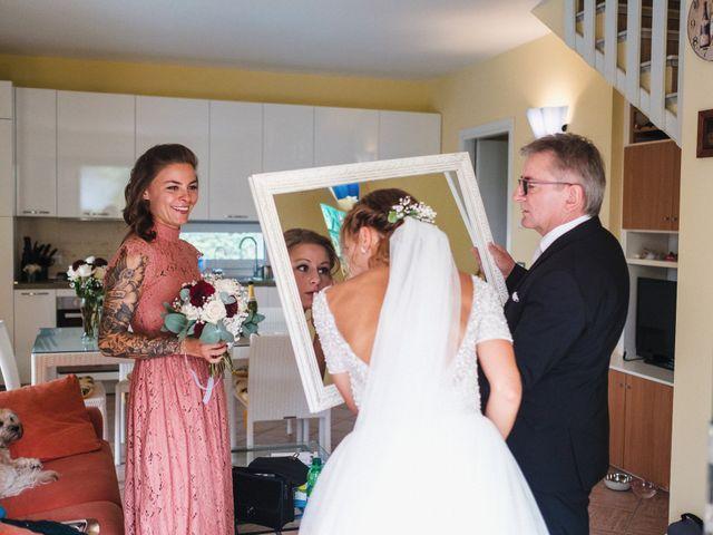 Il matrimonio di Dennis e Angelina a Albarella, Rovigo 6