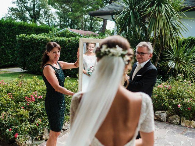 Il matrimonio di Dennis e Angelina a Albarella, Rovigo 8