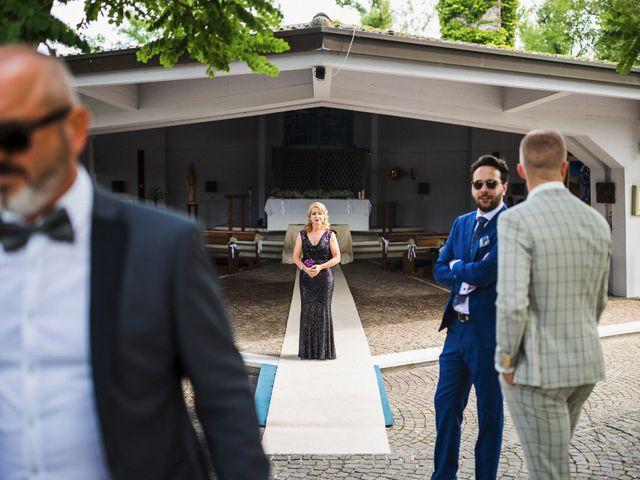 Il matrimonio di Dennis e Angelina a Albarella, Rovigo 9