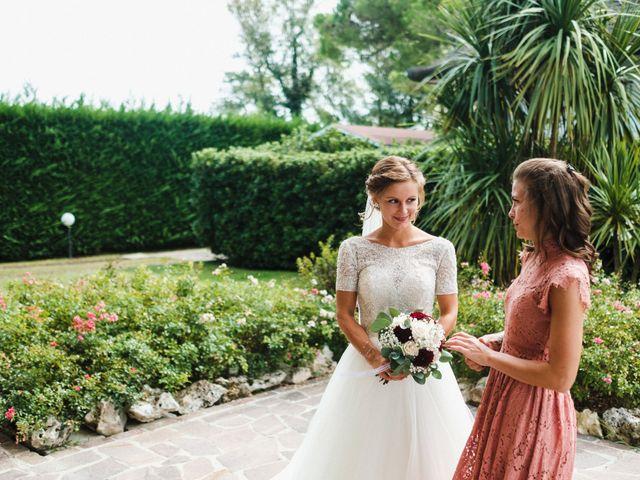Il matrimonio di Dennis e Angelina a Albarella, Rovigo 11