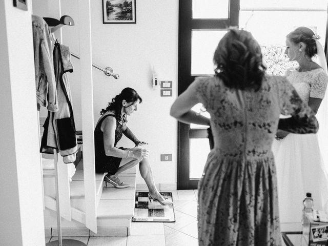 Il matrimonio di Dennis e Angelina a Albarella, Rovigo 13