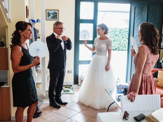 Il matrimonio di Dennis e Angelina a Albarella, Rovigo 14