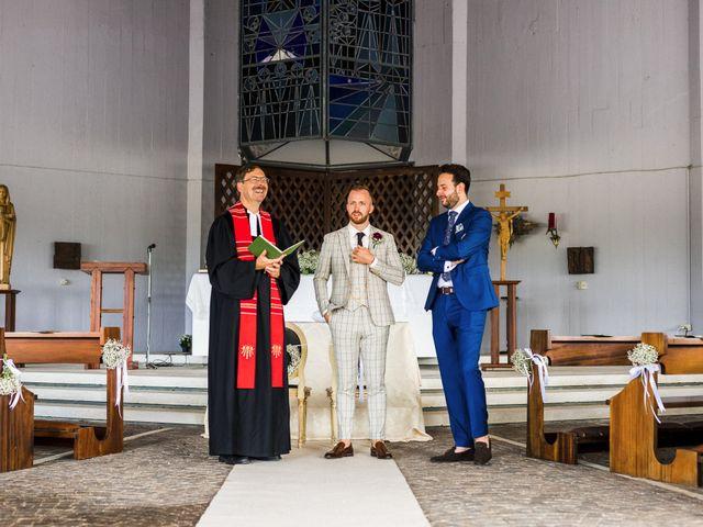 Il matrimonio di Dennis e Angelina a Albarella, Rovigo 17