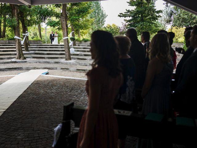 Il matrimonio di Dennis e Angelina a Albarella, Rovigo 18