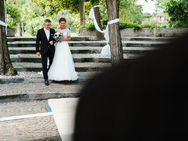 Il matrimonio di Dennis e Angelina a Albarella, Rovigo 19