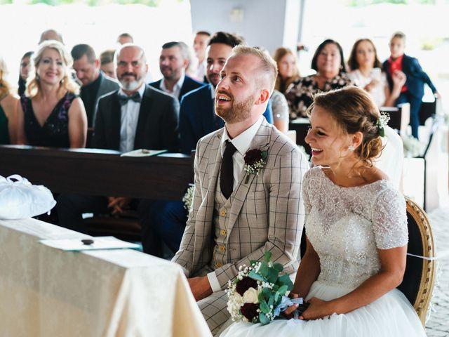 Il matrimonio di Dennis e Angelina a Albarella, Rovigo 21