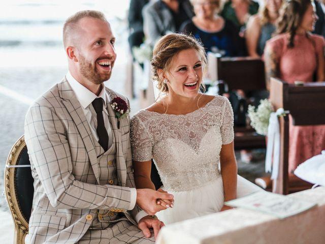 Il matrimonio di Dennis e Angelina a Albarella, Rovigo 34