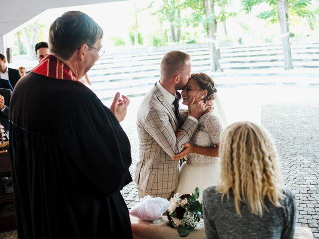 Il matrimonio di Dennis e Angelina a Albarella, Rovigo 36