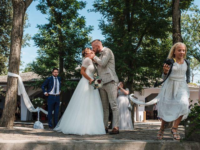 Il matrimonio di Dennis e Angelina a Albarella, Rovigo 40