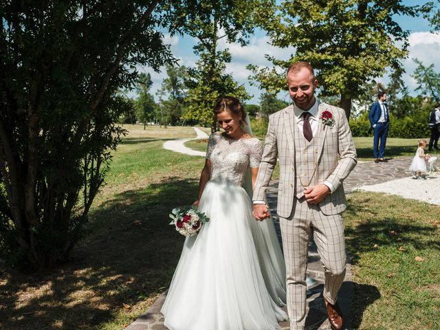Il matrimonio di Dennis e Angelina a Albarella, Rovigo 41