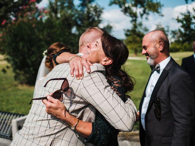 Il matrimonio di Dennis e Angelina a Albarella, Rovigo 43