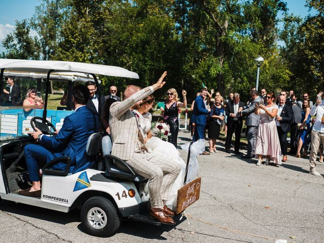Il matrimonio di Dennis e Angelina a Albarella, Rovigo 45