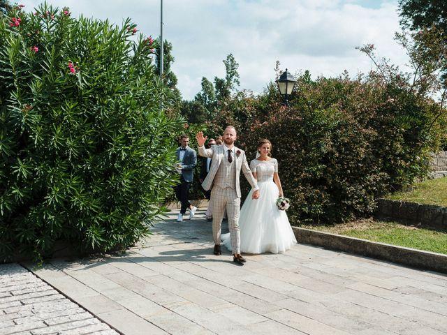 Il matrimonio di Dennis e Angelina a Albarella, Rovigo 49