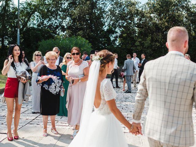 Il matrimonio di Dennis e Angelina a Albarella, Rovigo 50