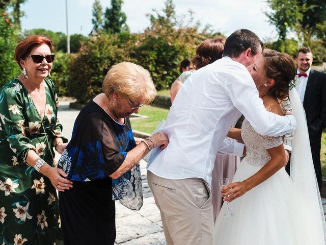 Il matrimonio di Dennis e Angelina a Albarella, Rovigo 53