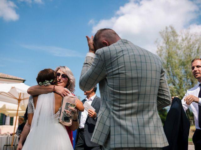 Il matrimonio di Dennis e Angelina a Albarella, Rovigo 54
