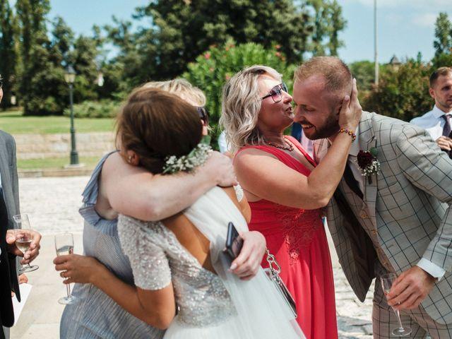 Il matrimonio di Dennis e Angelina a Albarella, Rovigo 55