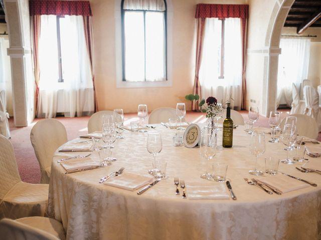 Il matrimonio di Dennis e Angelina a Albarella, Rovigo 57