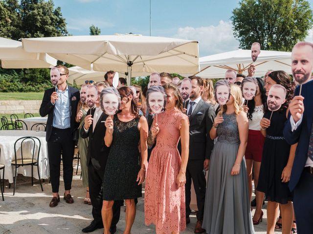 Il matrimonio di Dennis e Angelina a Albarella, Rovigo 63