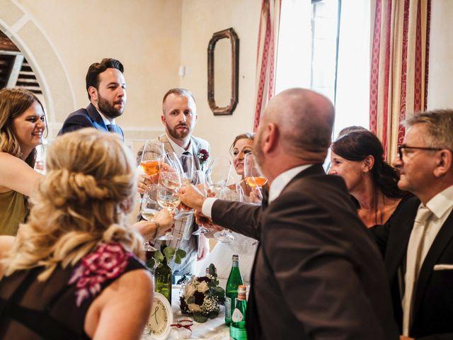 Il matrimonio di Dennis e Angelina a Albarella, Rovigo 65