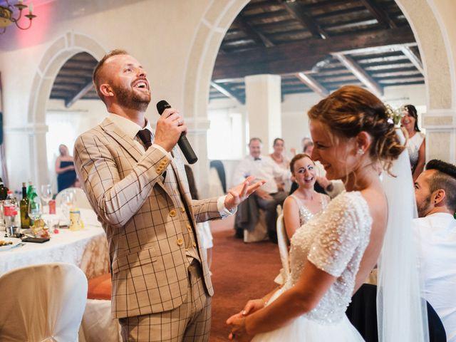 Il matrimonio di Dennis e Angelina a Albarella, Rovigo 77