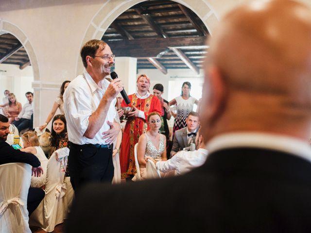 Il matrimonio di Dennis e Angelina a Albarella, Rovigo 78