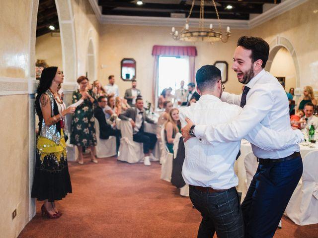 Il matrimonio di Dennis e Angelina a Albarella, Rovigo 84