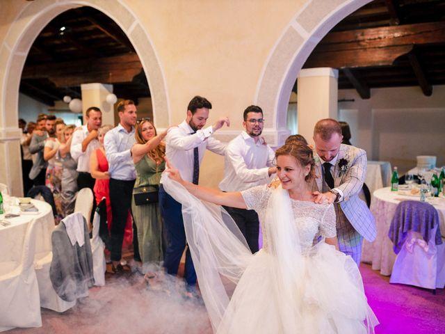 Il matrimonio di Dennis e Angelina a Albarella, Rovigo 85