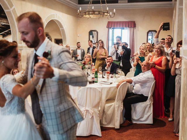 Il matrimonio di Dennis e Angelina a Albarella, Rovigo 87