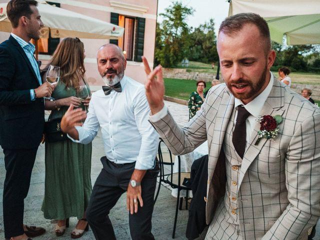 Il matrimonio di Dennis e Angelina a Albarella, Rovigo 92